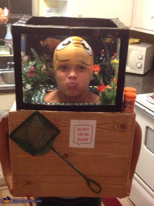fishtank costume