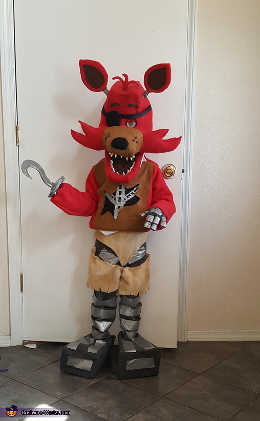 Five Nights At Freddy S Halloween Costumes For Kids