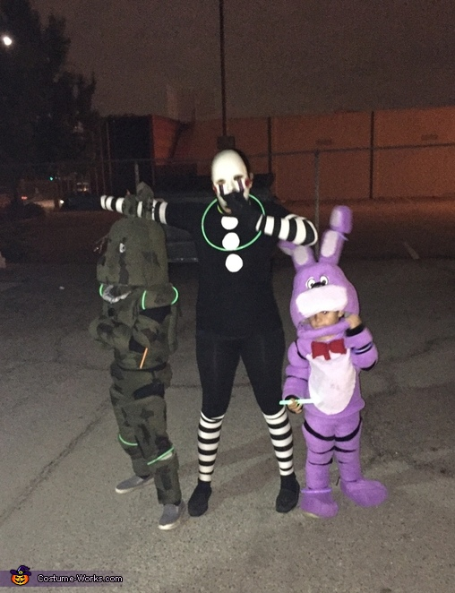 Five Nights At Freddy S Halloween Costume Photo 4 5