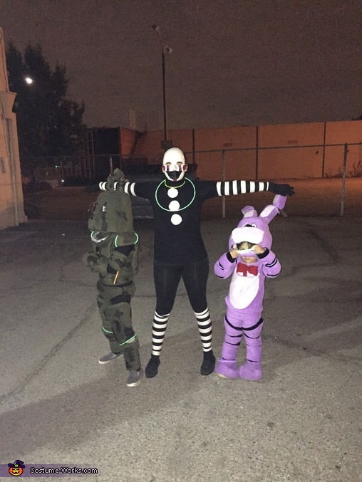 Five Nights at Freddy's Halloween Costume