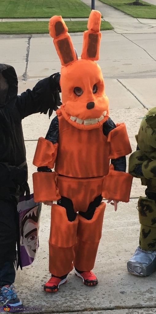 Five Nights at Freddy's Jack-o-Bonnie Costume