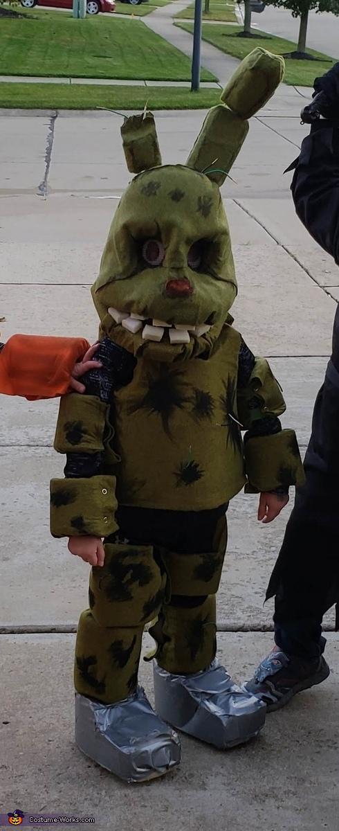Nightmare Bonnie, Five Nights at Freddy's Nightmare Bonnie Costume