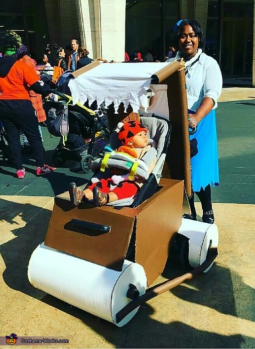 Flintstones Costume