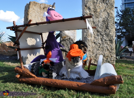 Flintstones Dog Costumes