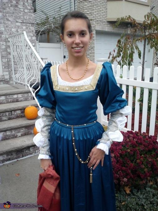 Florentine Gown Costume