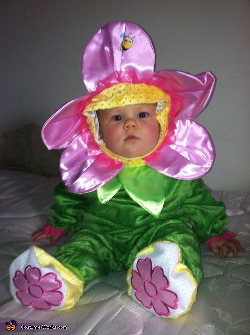 Flower Girl Costume