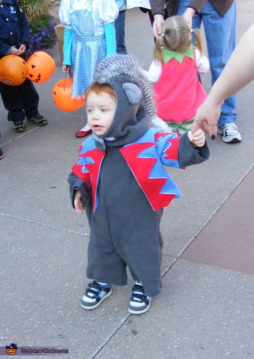 Flying Monkey Baby Costume
