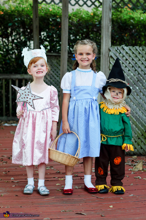 Follow the Yellow Brick Road Costume