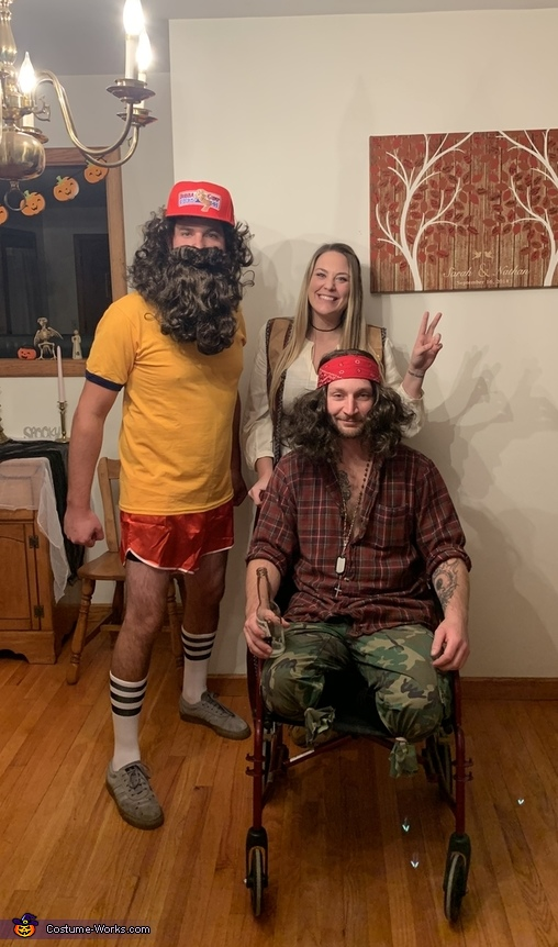 Forrest Gump & Co Costume