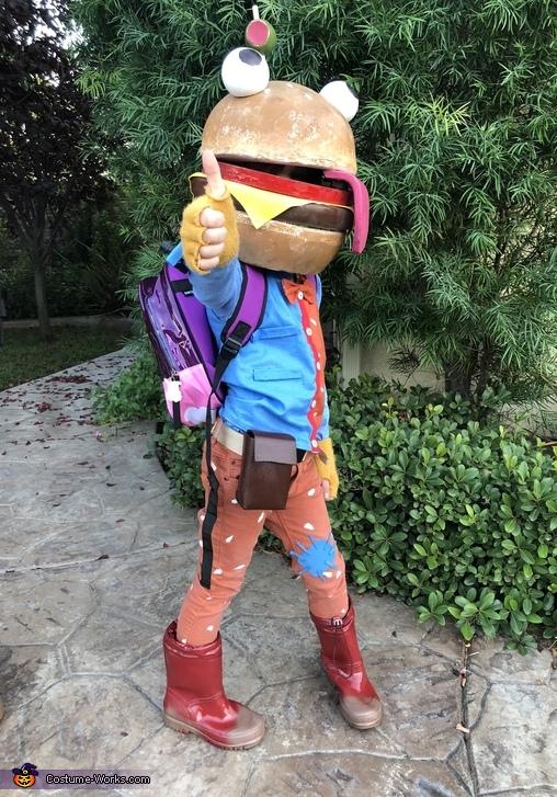 Fortnite Beef Boss Costume