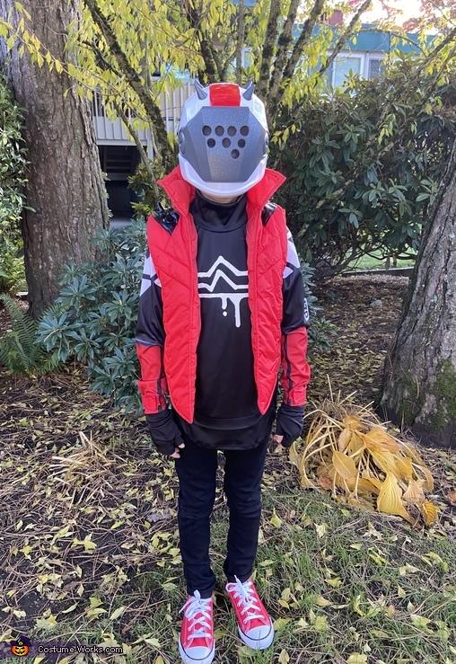 Fortnite Character X-Lord Costume