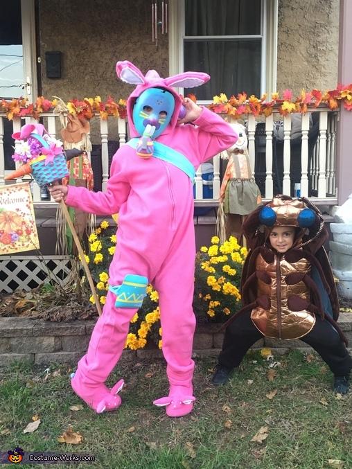 Fortnite Easter Skin Homemade Costume