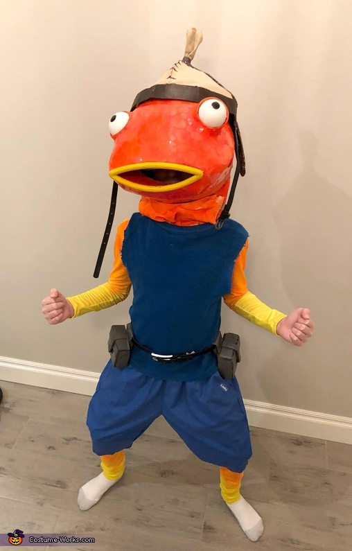 Fortnite Fishstick Costume