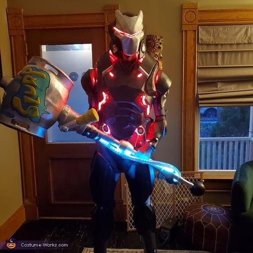Fortnite Omega Costume