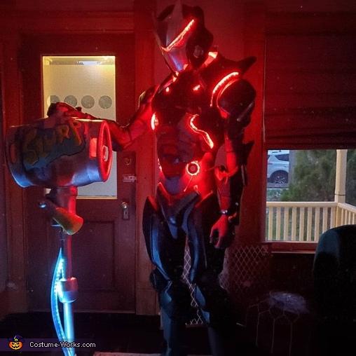 Fortnite Omega Homemade Costume