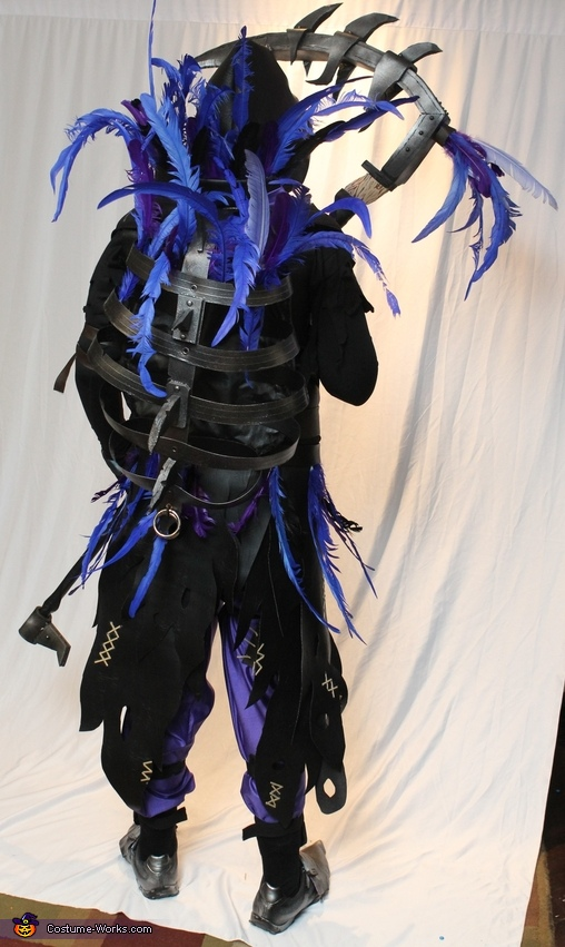 Fortnite Raven Costume Photo 4 5