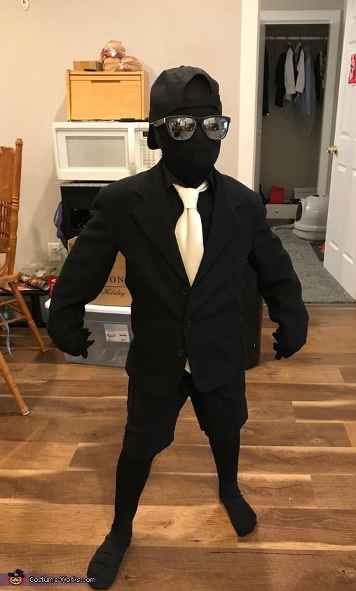 Shadow Henchman from Fortnite Costume