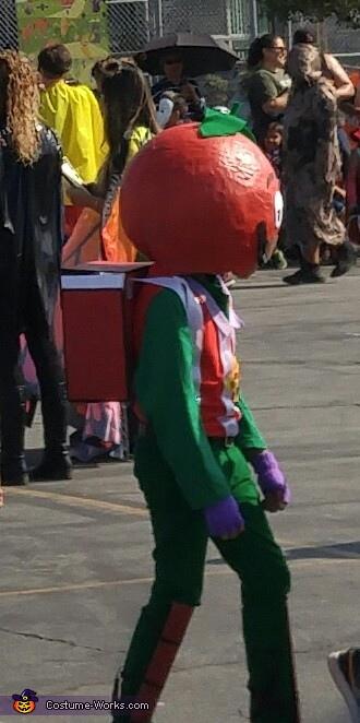 Fortnite tomato head, Fortnite Tomato Head Costume