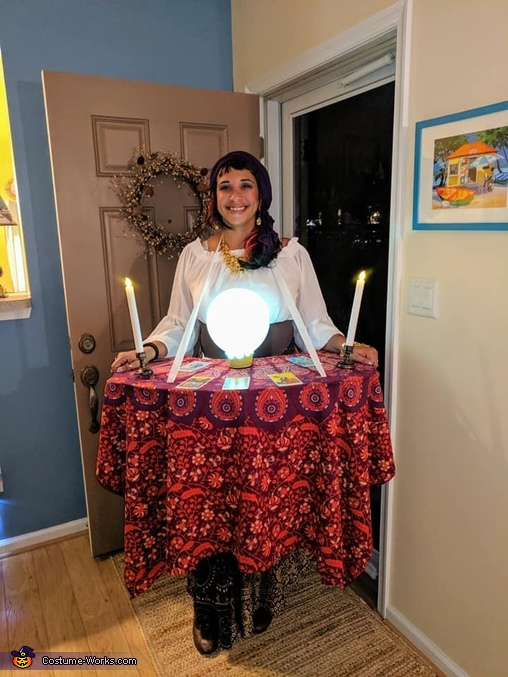 Fortune Tellers Homemade Costume