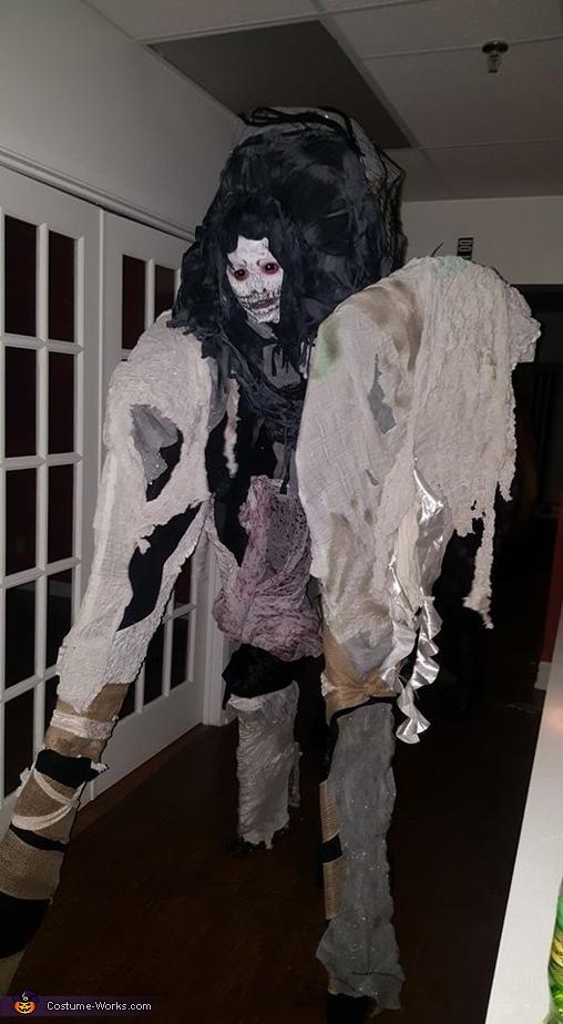Four Legged Stilt Spirit Costume