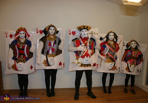 Four of a Kind Costume