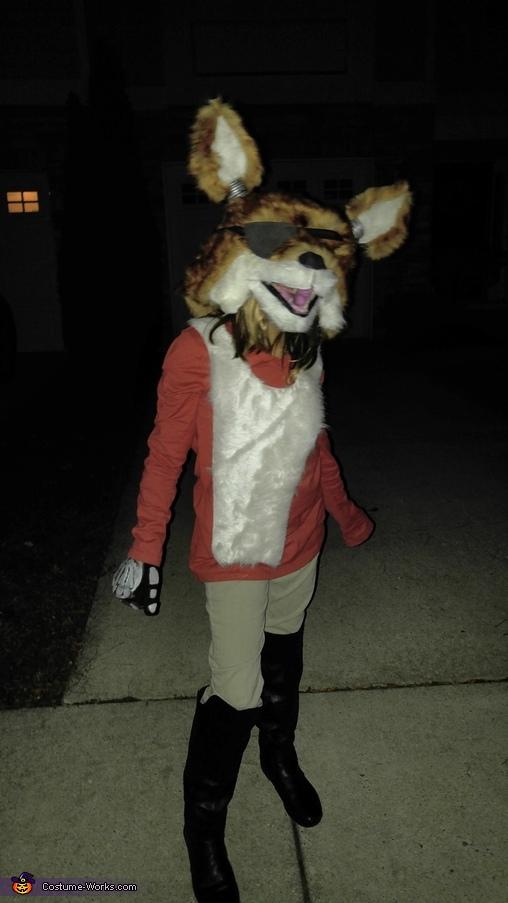 Foxy, Foxy Costume