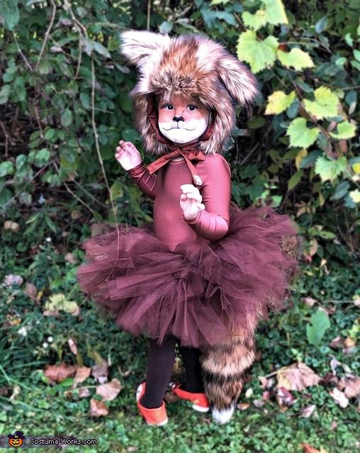 Foxy Baby Costume