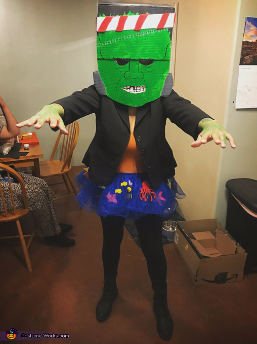 Frank Ocean Costume