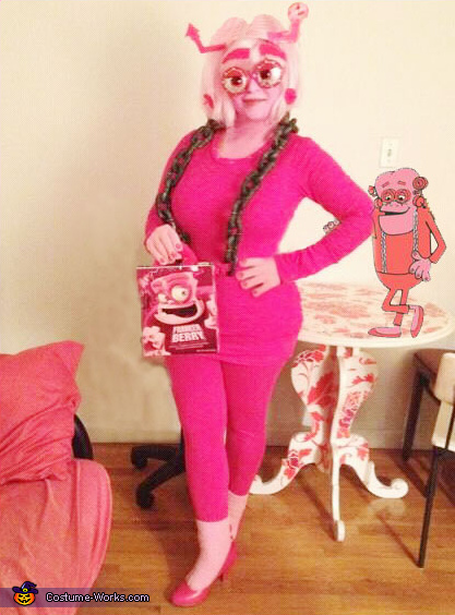 Frankenberry - Homemade costumes for women