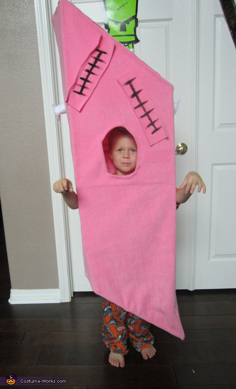 Frankenraser Costume