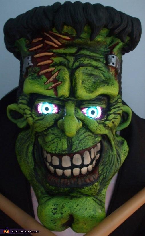 Frankenstein Illusion Costume