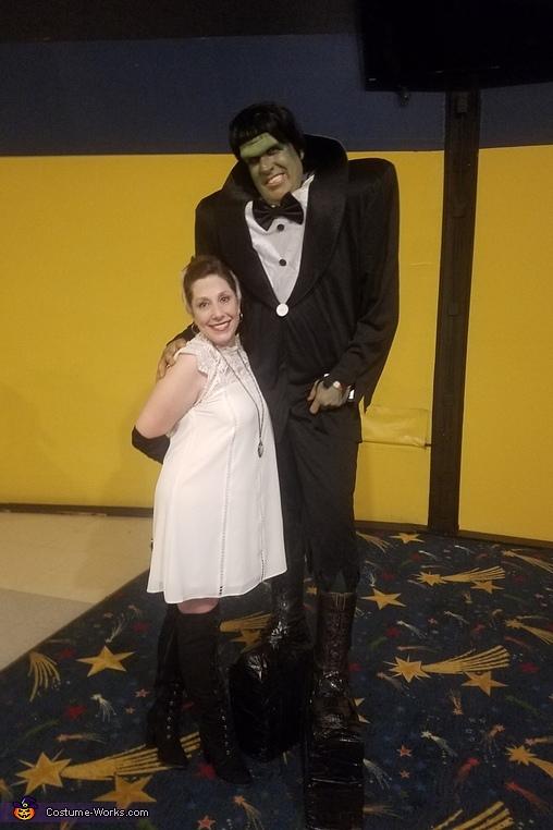 Frankenstein and his Bride Costume