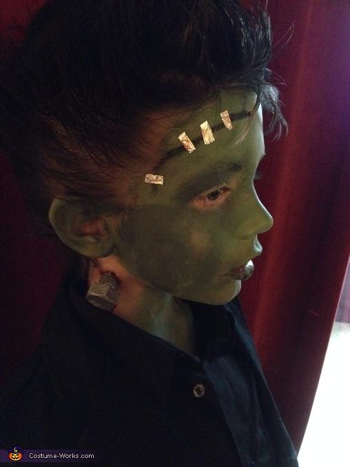 Frankenstein , Frankenstein & his Bride Costume