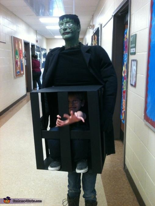 Frankenstein Stole Me! Costume