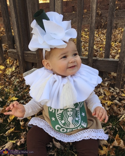 Sweetest drink there is. ( top secret recipe), Frap Girls Costume