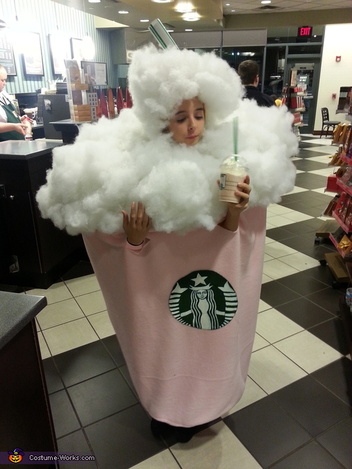 Frappuccino Costume