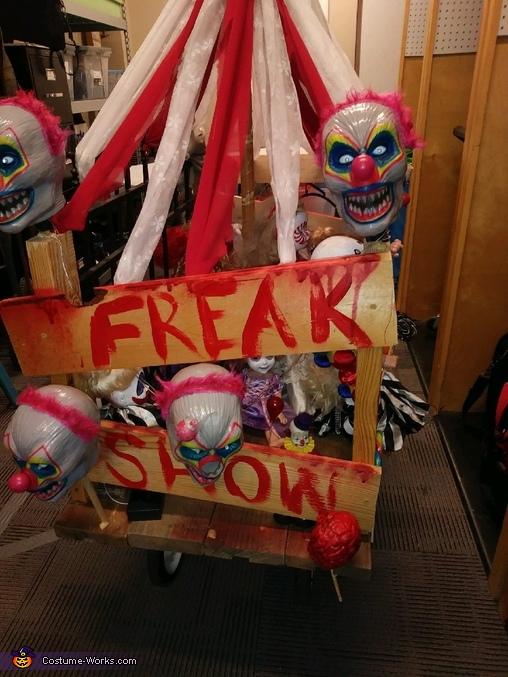 Freak Show, Freak Show Ringmaster Costume