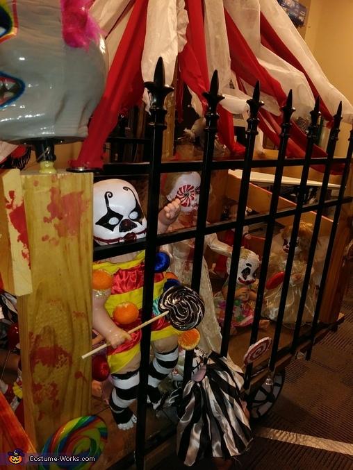 Freak Show Dolls *, Freak Show Ringmaster Costume
