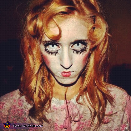 Freakin' Doll Costume