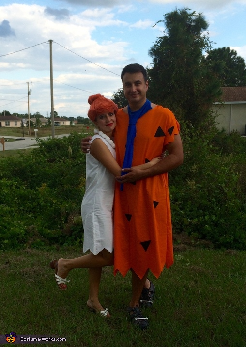 Fred and wilma, The Flintstones Costume