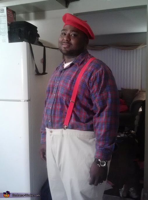 Fred 'Rerun' Stubbs Costume