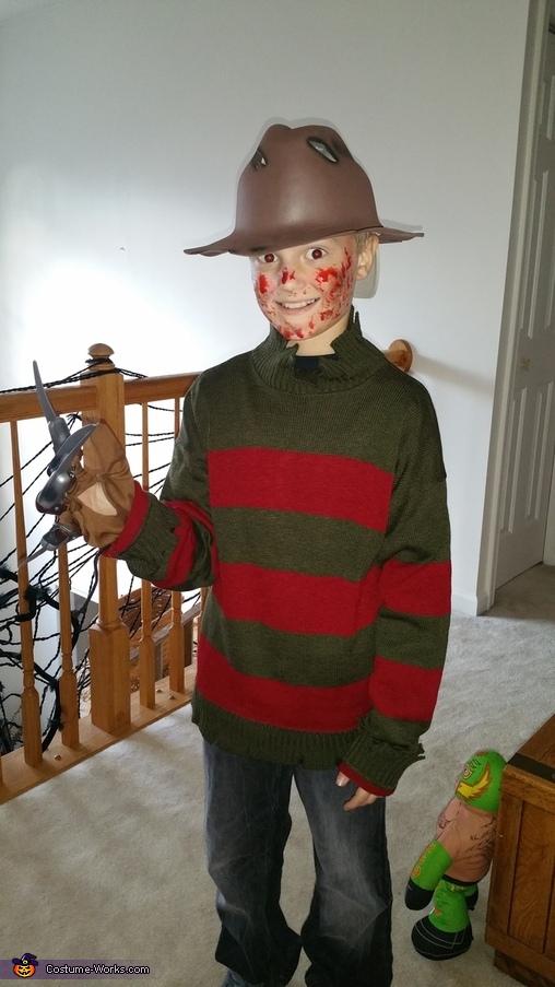 Freddie Costume