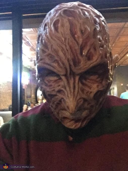 Freddy Homemade Costume