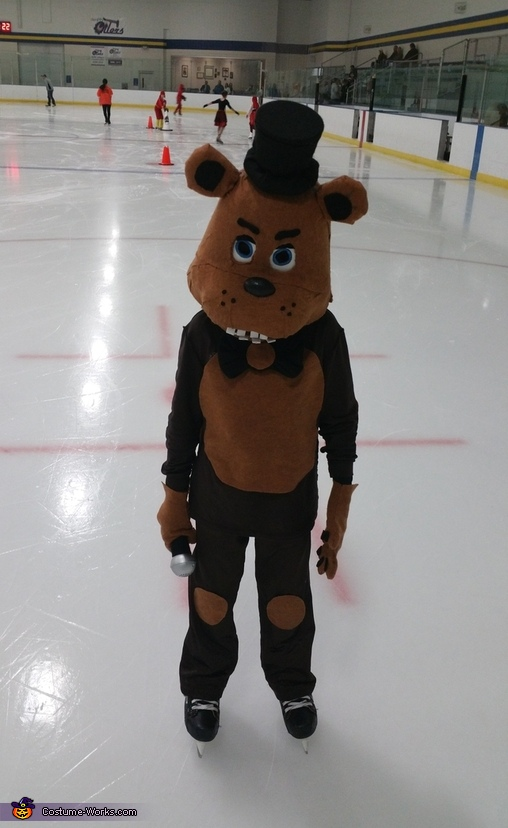 Freddy Frazbear Costume