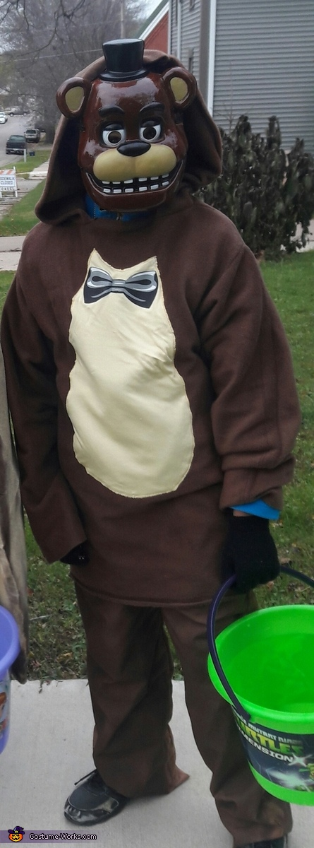 Freddy from Five Nights at Freddy's Costume