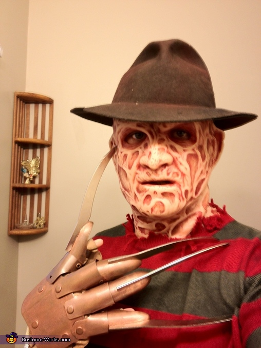 Freddy - Homemade costumes for men