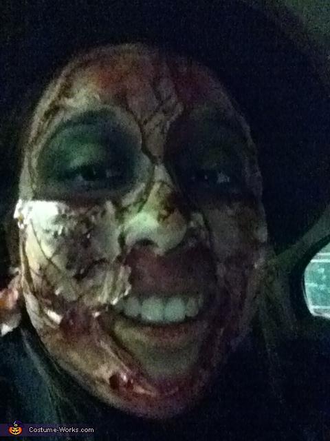 makeup, Freddy Krueger Costume