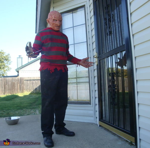 Freddy Krueger - Homemade costumes for men