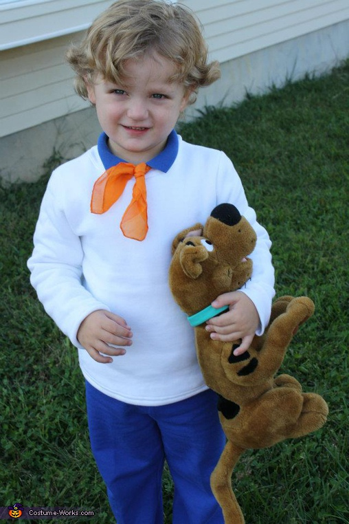Freddy Scooby-Doo Costume
