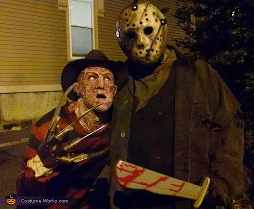 Freddy vs. Jason Costume